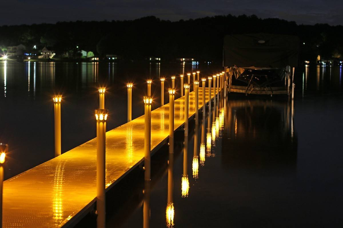 Dock Lighting Sarasota FL